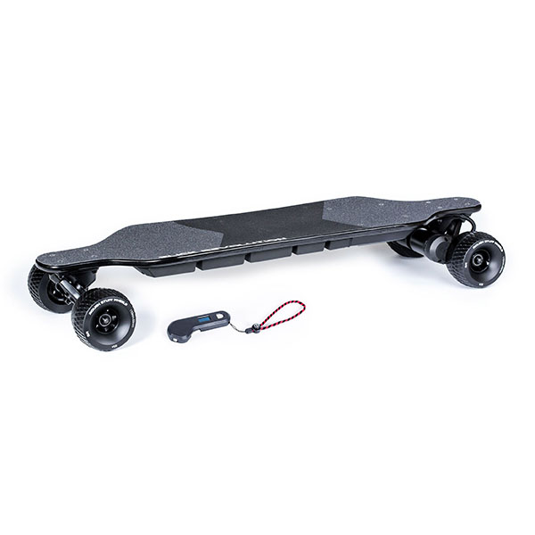 replacing-Slick Revolution Flex-Eboard Electric Skateboard