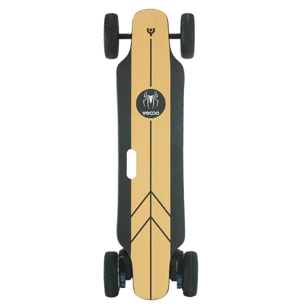 upgrading-Yecoo GT (2-in-1) Electric Skateboard