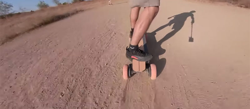 Yecoo GT (2in1) All Terrain Long Board – New Upgrading Off-road Electric Skateboard