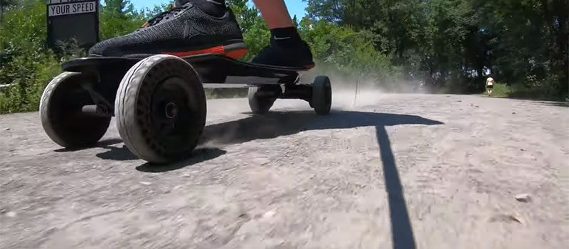 Yecoo GTS Long Board Review – Best Electric Skateboard Off-road
