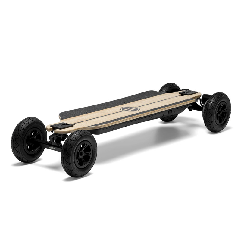 Evolve - Bamboo GTR All-Terrain Electric Longboard Skateboard